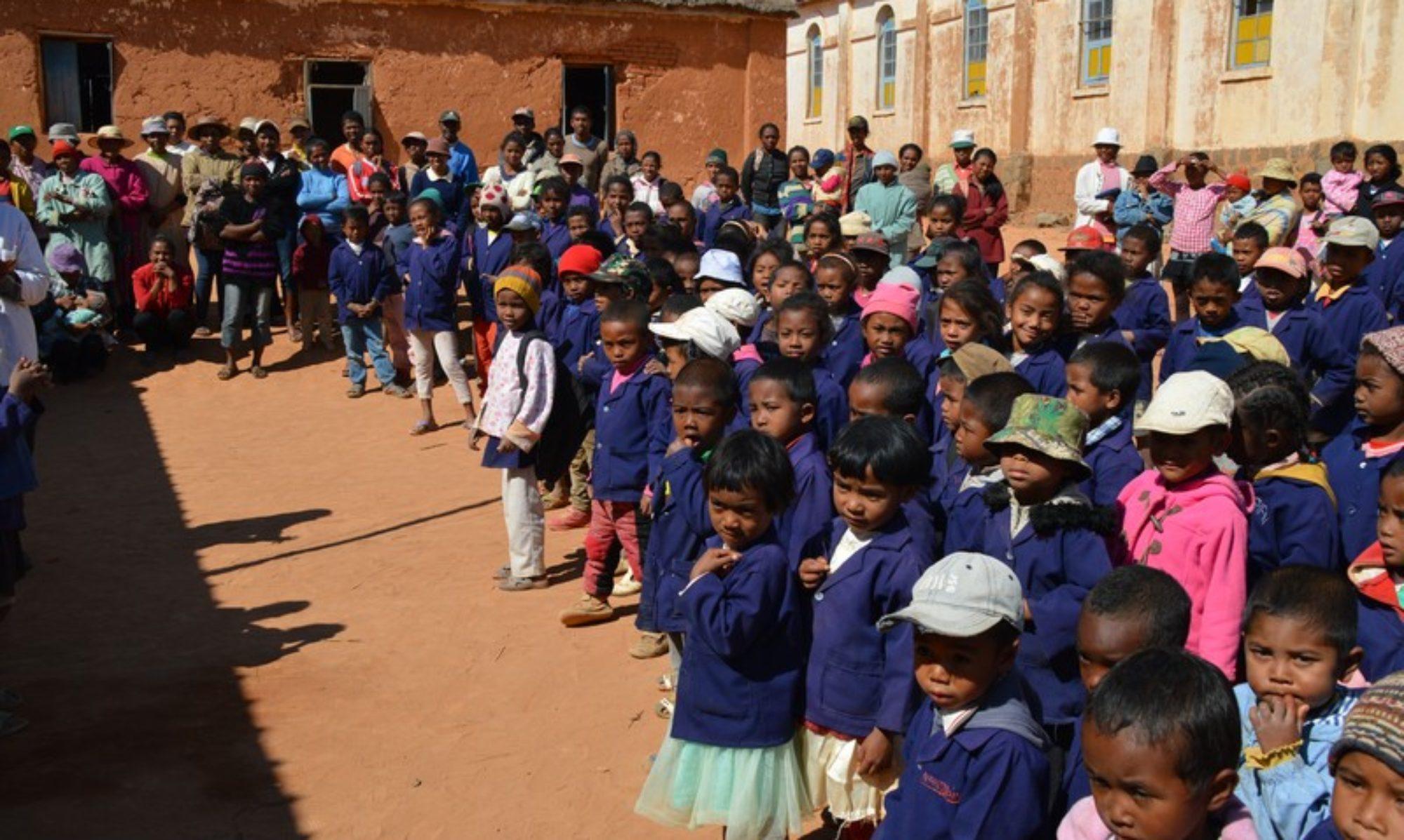Stichting Fanampiana Sekoly Malagasy